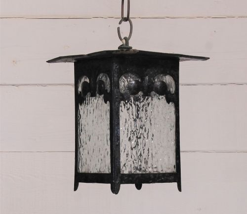 Arts & Crafts Porch Lantern