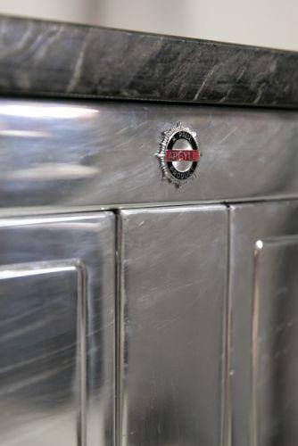 Paul Metalcraft Dresser